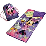 Disney Minnie Mouse Slumber Set With Bonus Sling Bag