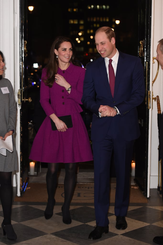 At First Glance Kate Middleton's Outfit Looks Familiar, but It's Actually Brand New