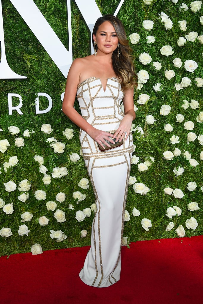 Tony Awards Red Carpet Dresses