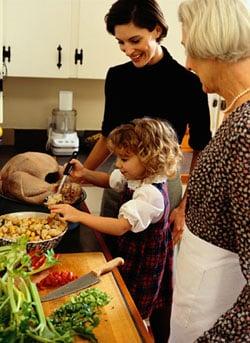 Family Ties: Thankful at Thanksgiving