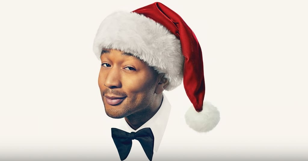 John Legend\'s A Legendary Christmas Album Songs | POPSUGAR Entertainment