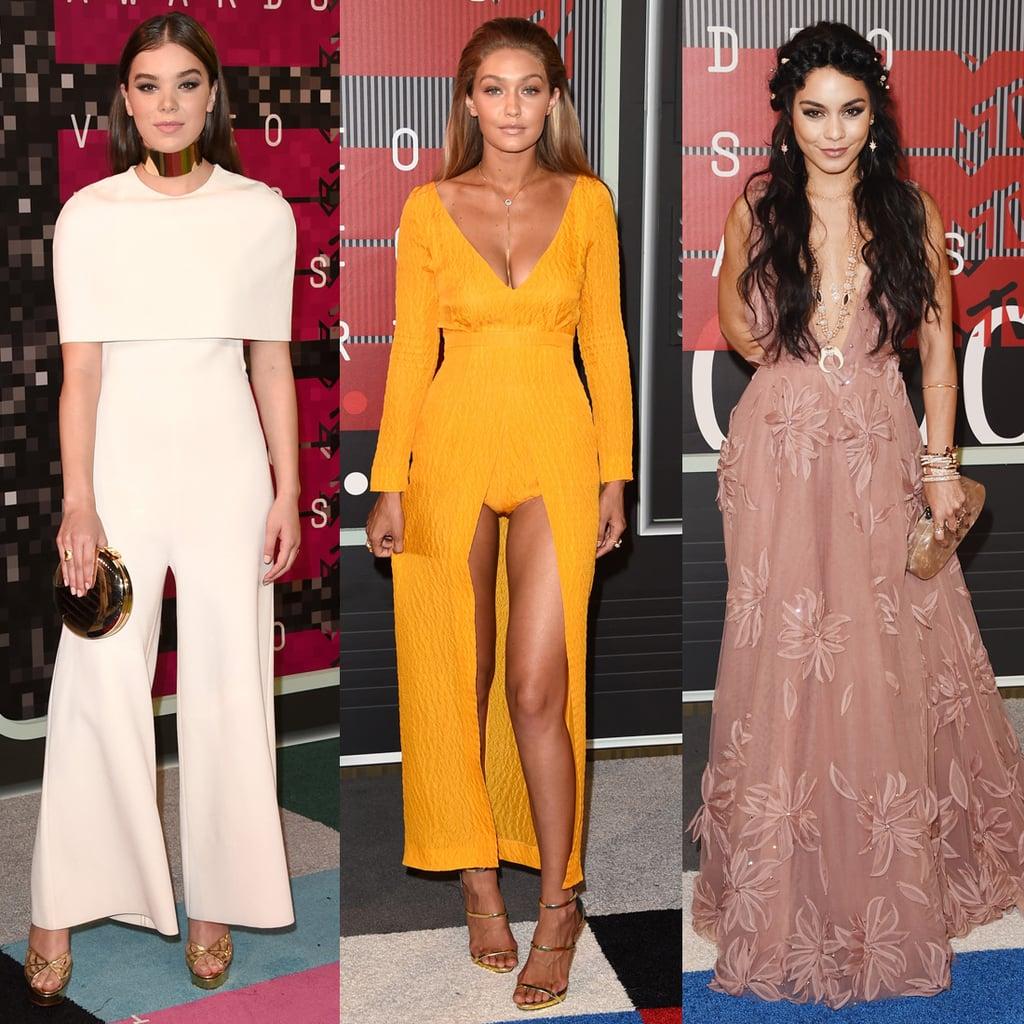 VMAs 2015 Red Carpet Dresses