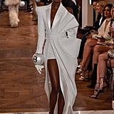 Beyoncé's Balmain Spring 2019 Couture Look on the Runway