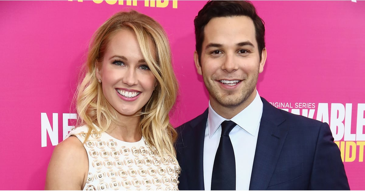 Pitch Perfect's Anna Camp and Skylar Astin Are Married!