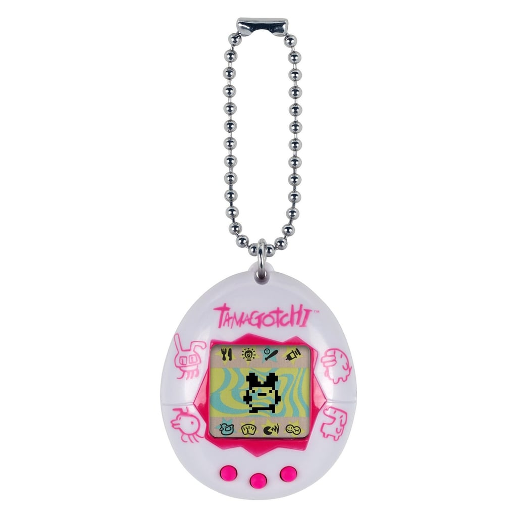 Pink and White Original Tamagotchi