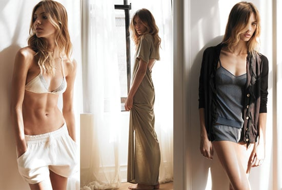 3.1 Phillip Lim Initials Spring 2011 Loungewear Collection