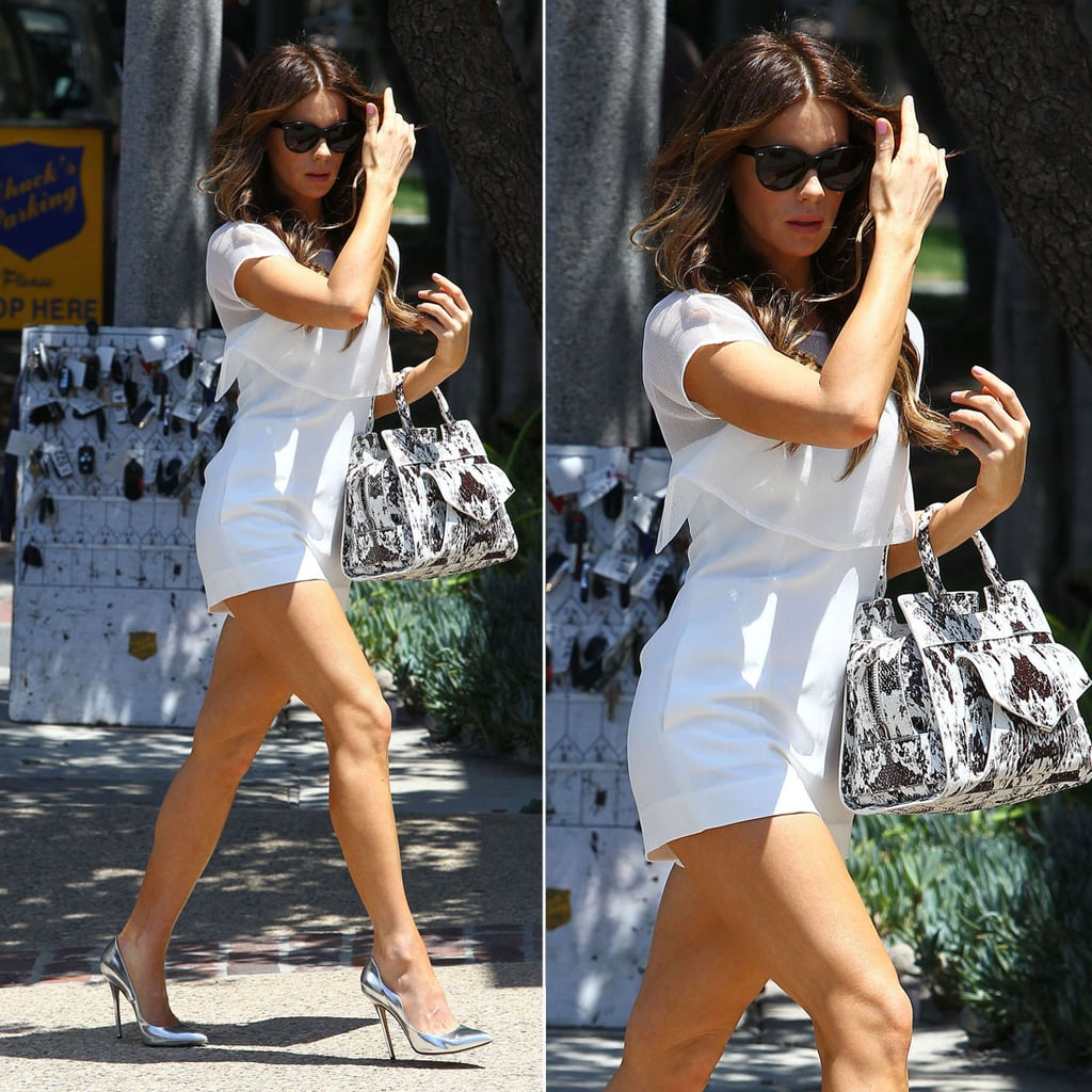 Kate Beckinsale's Romper Is the Opposite of Man-Repelling