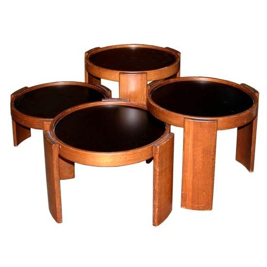 Good, Better, Best: Round Nesting Tables