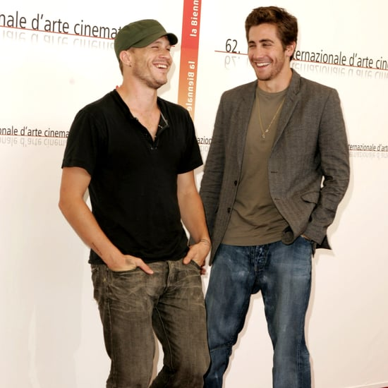 How Did Jake Gyllenhaal Meet Heath Ledger?