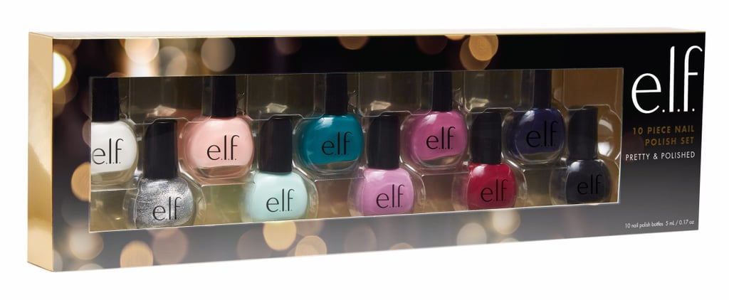 ELF Just Dropped a 100-Pan Eye Shadow Palette at Target — and More Holiday Newness
