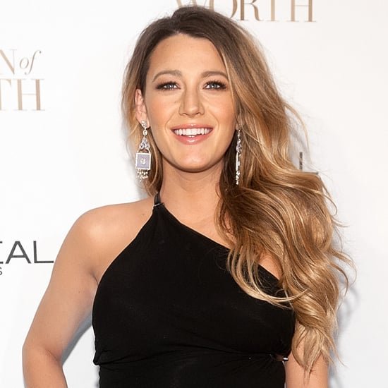 Blake Lively Talks About Motherhood in People Magazine