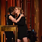 That Makeout Moment With Tina Fey