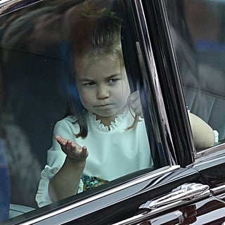 Funny Kid Moments at Princess Eugenie's Wedding