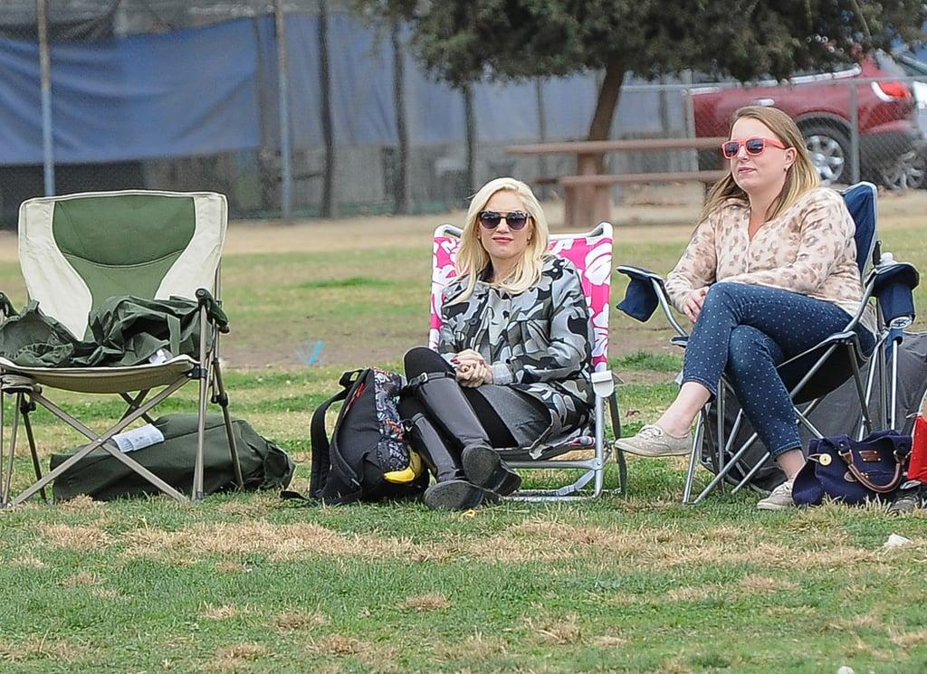 Mums You Meet at Soccer Games