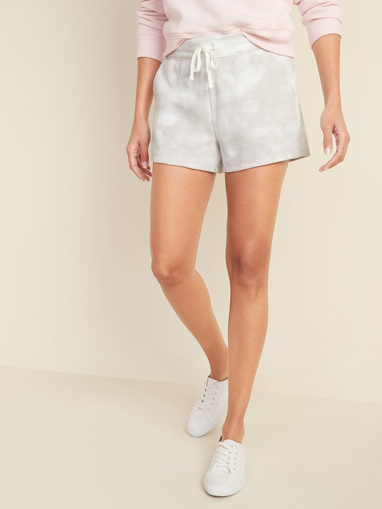 Old Navy French Terry Drawstring Shorts