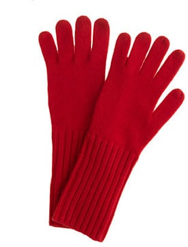 The longer cuffs on these J.Crew Cashmere Long Gloves ($68) are sure to protect your hands from any cold air sneaking up your coat sleeves.