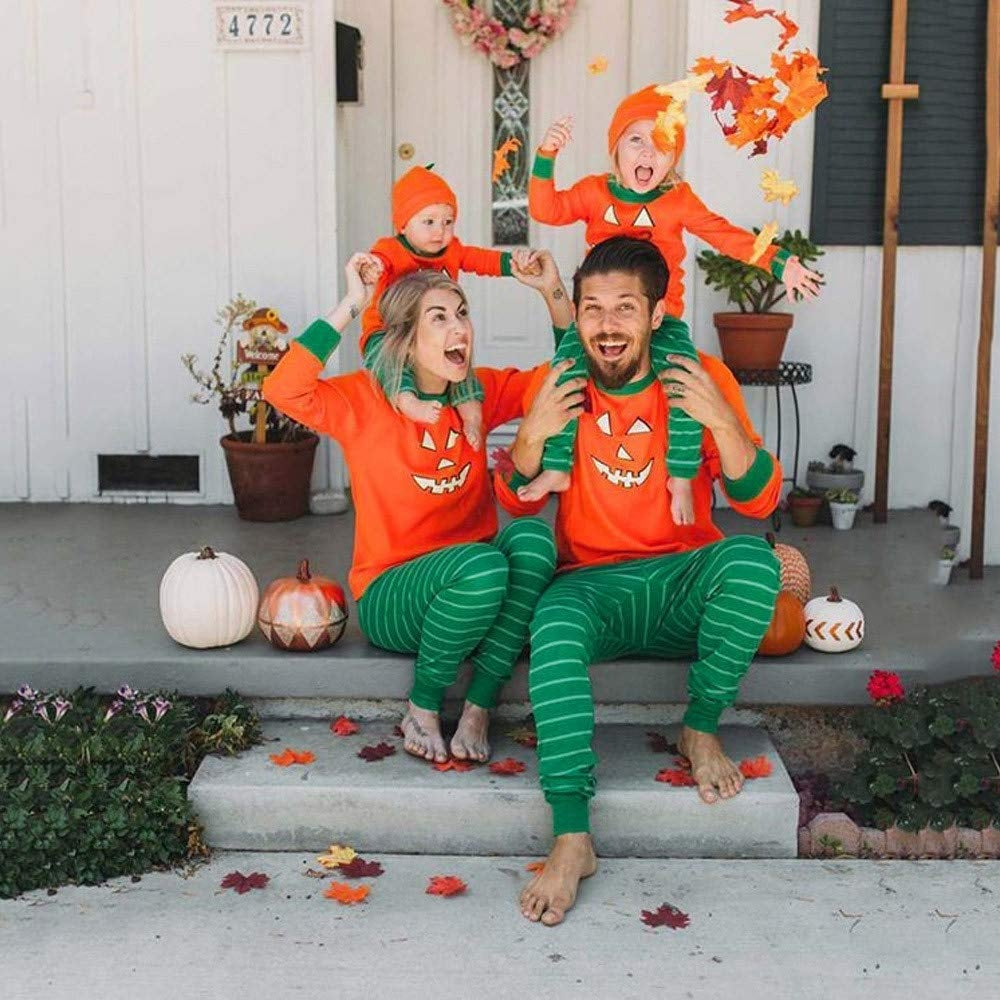 Matching Halloween Pajamas on Amazon