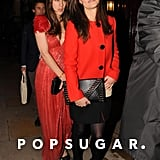 Pippa Middleton hit the town.