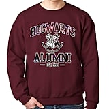 New Way Crewneck Hogwarts Alumni Sweatshirt