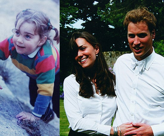 Check Out Cute Childhood Photos of Kate Middleton and a Photo With Prince William From Official Royal Wedding Site