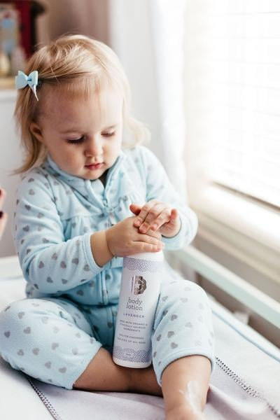 Baja Baby Lavender Nourishing Body Lotion