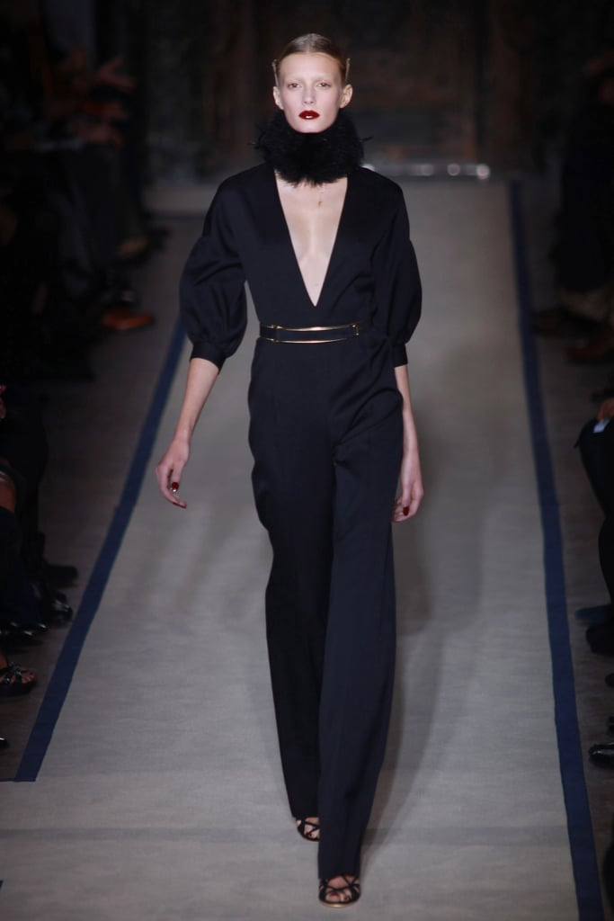 Spring 2011 Paris Fashion Week: Yves Saint Laurent