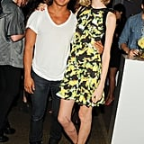Prabal Gurung and Hanne Gaby Odiele