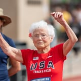 This 103-Year-Old Grandmother of 3 Just Won a Gold Medal in the 100-Meter Dash