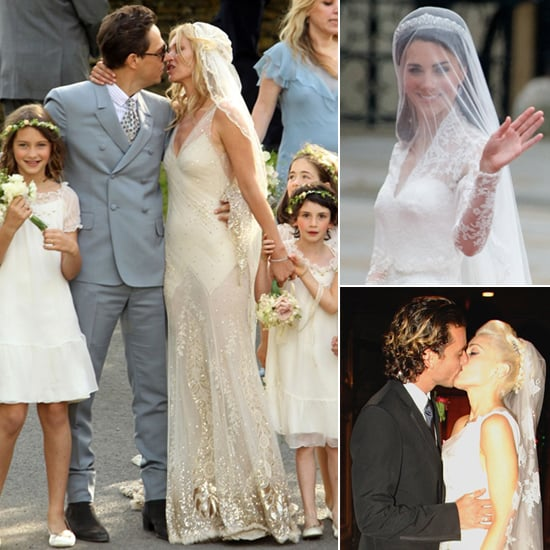 Celebrity Style Wedding Dresses 9