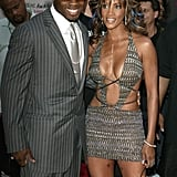 50 Cent and Vivica A. Fox, 2003
