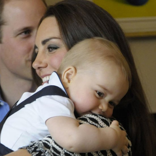 Kate Middleton With Prince George and Princess Charlotte