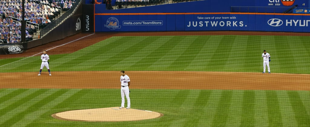 Mets and Marlins Powerful Tribute to Racial Justice