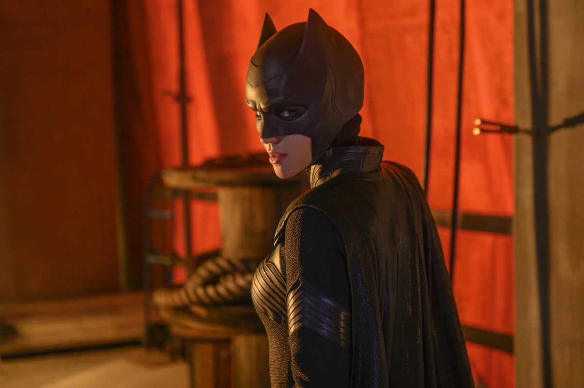 Ruby Rose Hopes Batwoman's Sexuality Will Empower Young People