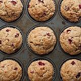 Spelt Strawberry Muffins