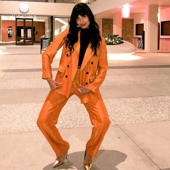 Jameela Jamil's Style