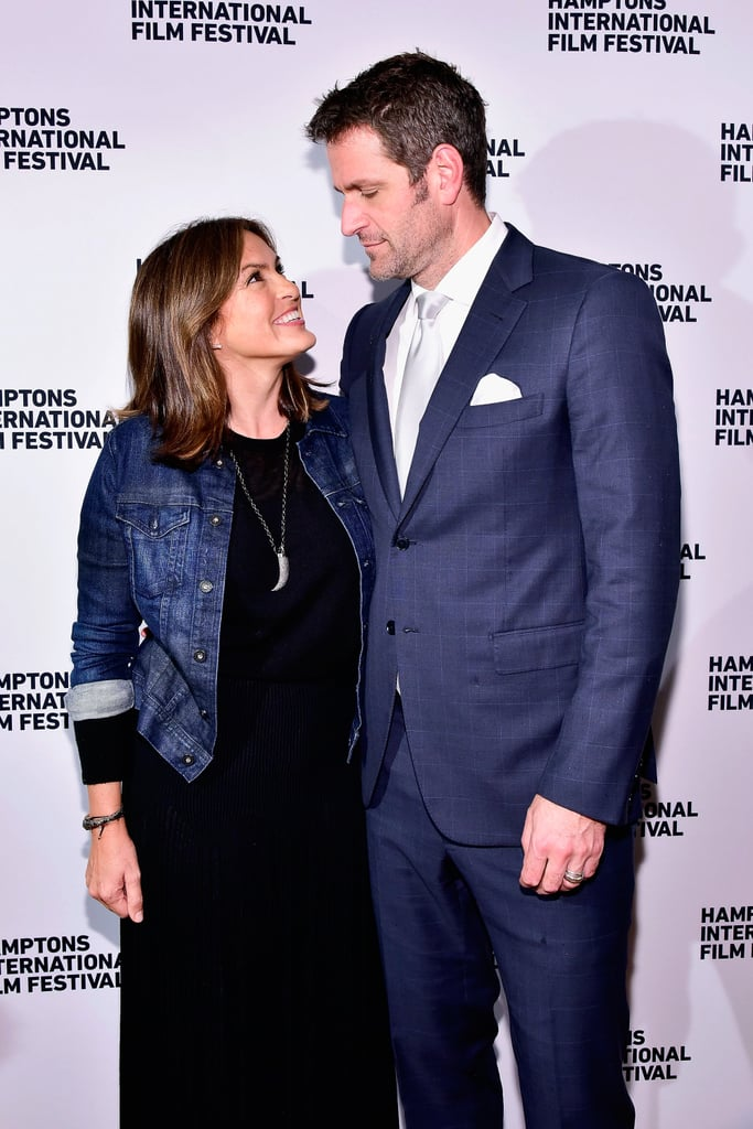 Peter Hermann and Mariska Hargitay Pictures