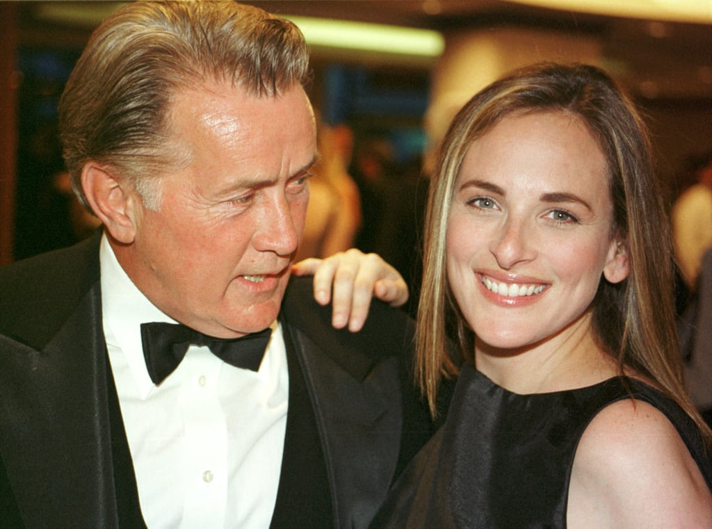 Martin Sheen and Marlee Matlin