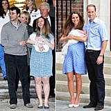 Chelsea Clinton or Kate Middleton Postbaby Debut