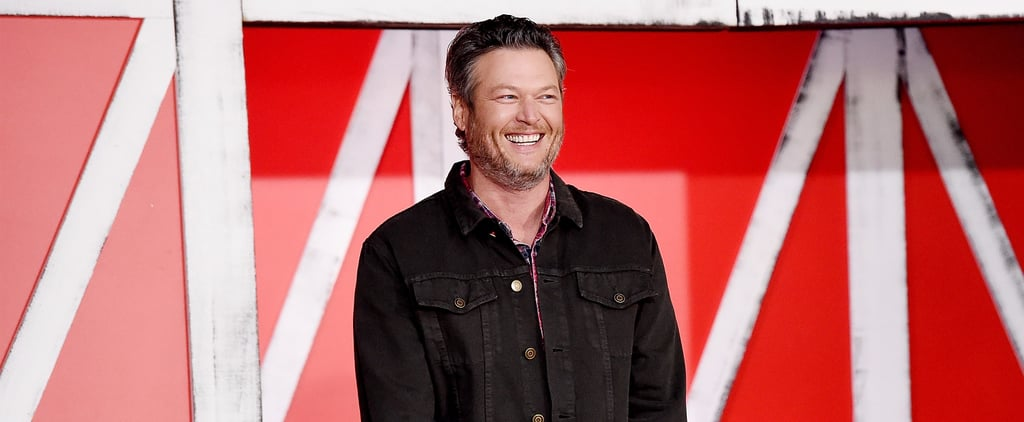 It's Official — Blake Shelton Is People's Sexiest Man Alive!