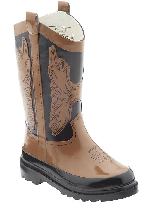Western Chief Cowboy Rain Boots ($30) | Rain Boots For ...