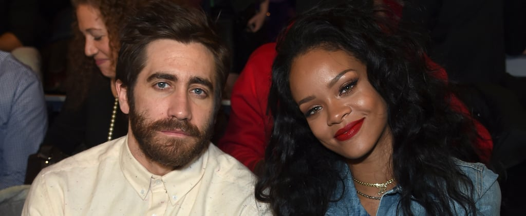 Rihanna and Jake Gyllenhaal Are 2 Peas in a Pod at Boxing Night