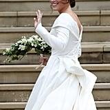 Princess Eugenie's Wedding Dress