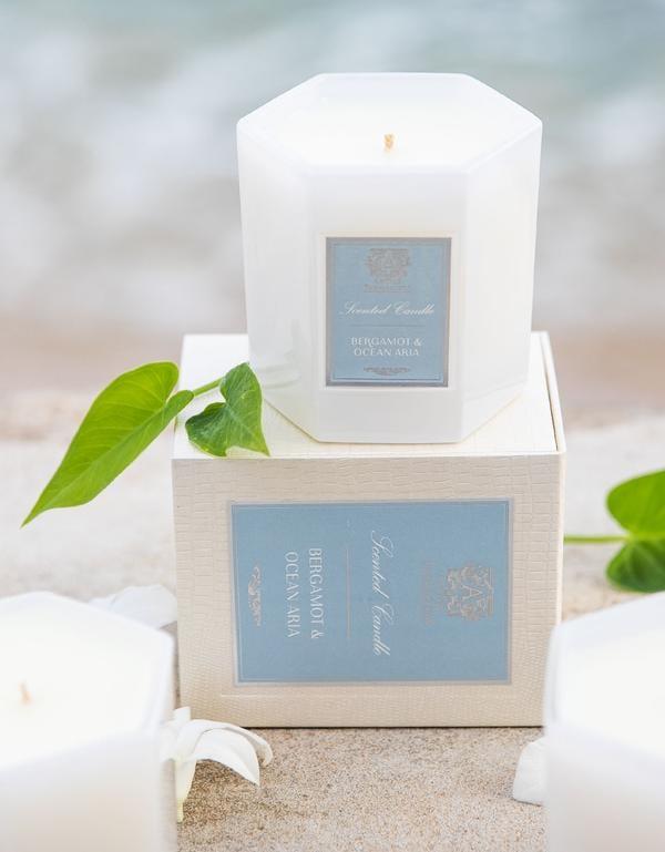 Antica Farmacista Bergamot & Ocean Aria Candle
