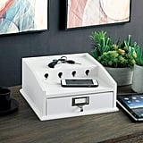 Multi-Device Charging Station Dock and Organizer