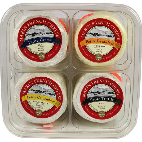 Marin Petite Cheese Variety ($14)