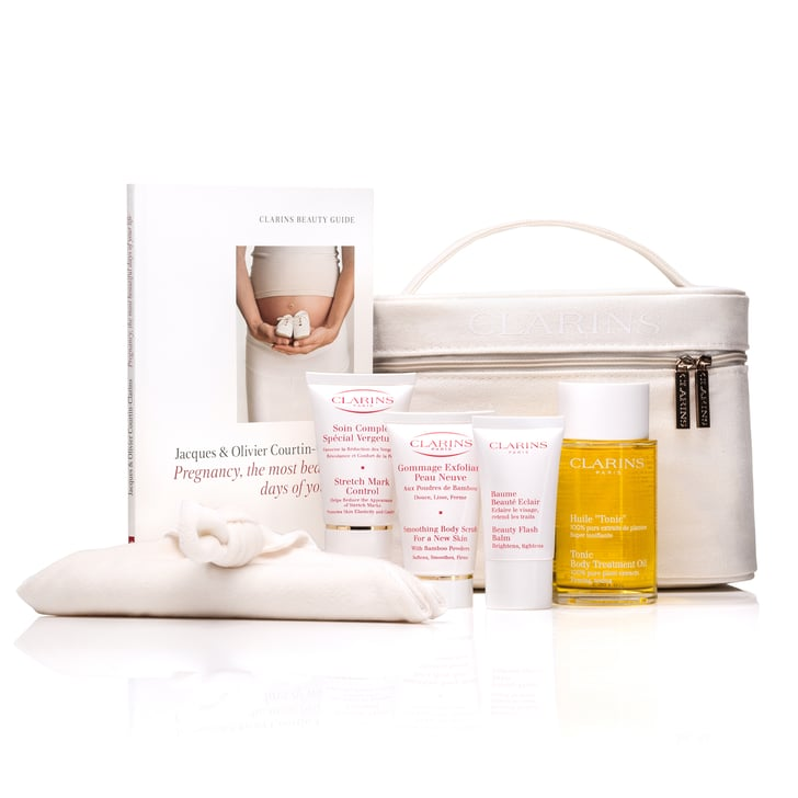 clarins beautiful beginnings maternity kit 60 best