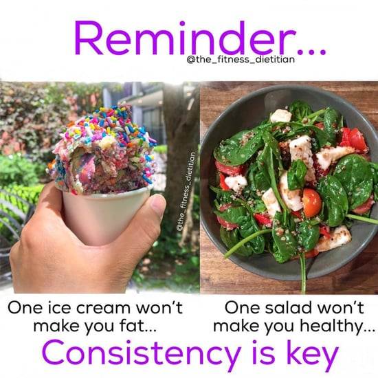 Weight Loss Tip About Consistency