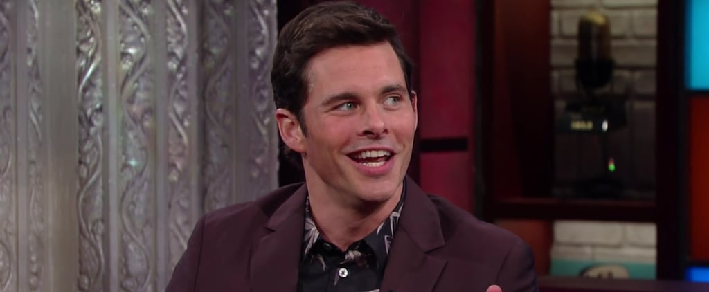 James Marsden's Matthew McConaughey Impression Video 2016