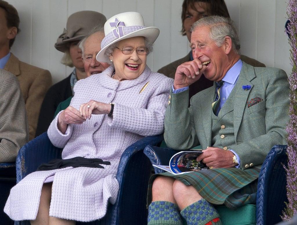 Queen Elizabeths Engagement Ring POPSUGAR Fashion