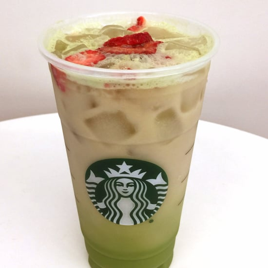Starbucks Matcha Pink Drink Review